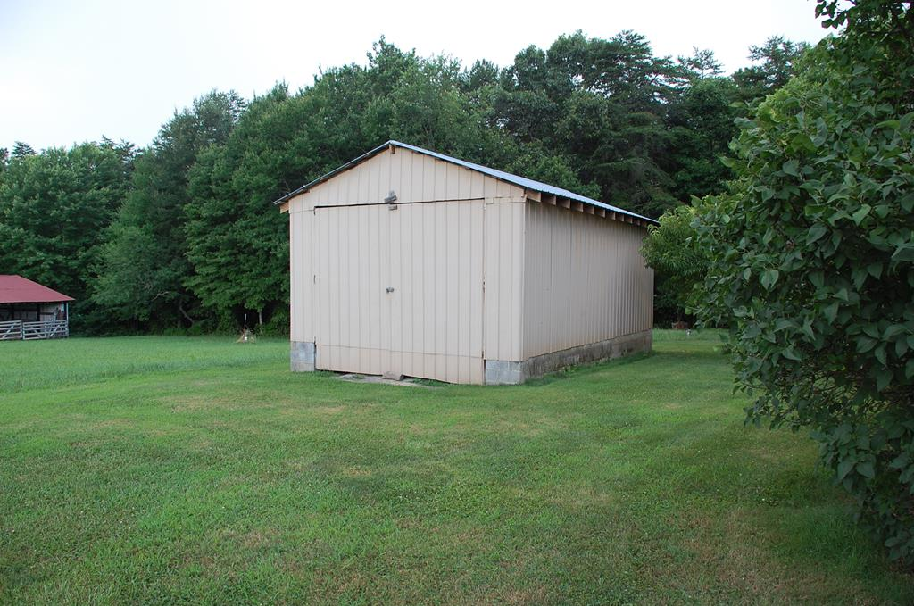 RV Shed